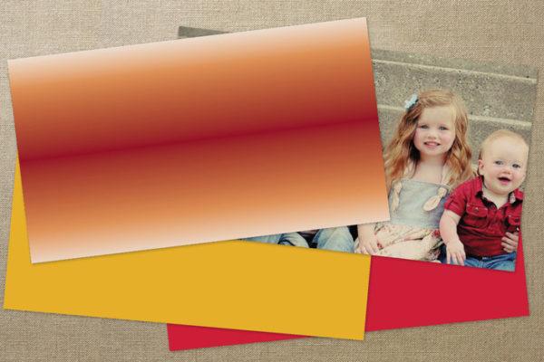 Smoldering Business Cards
