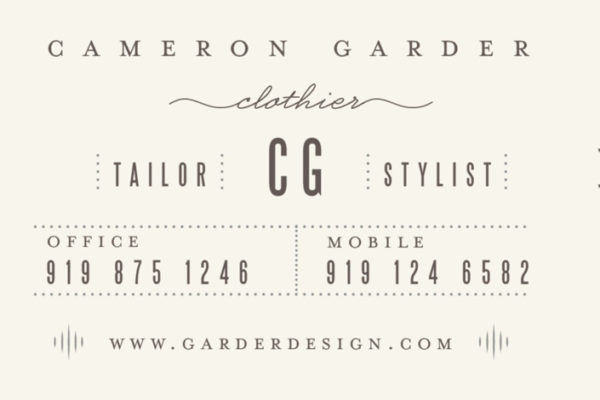 Trend Business Cards