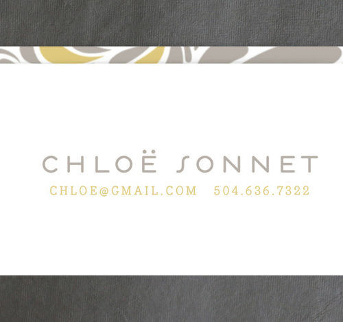 Swish Business Cards