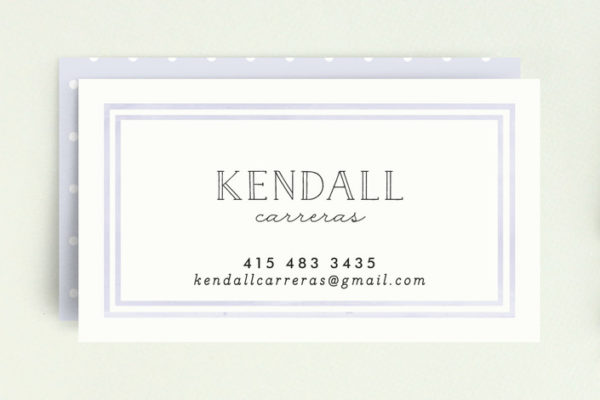 Limone Business Cards