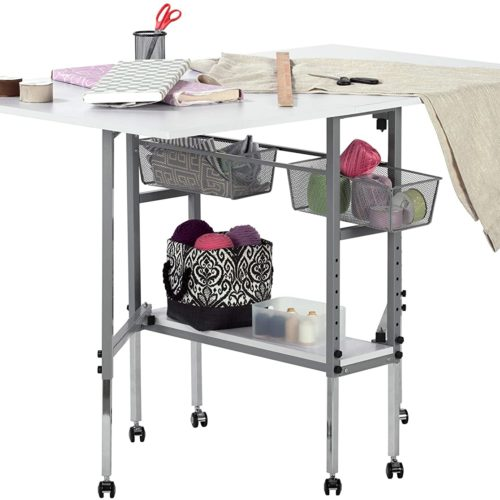 Sew Ready Adjustable Cutting Table