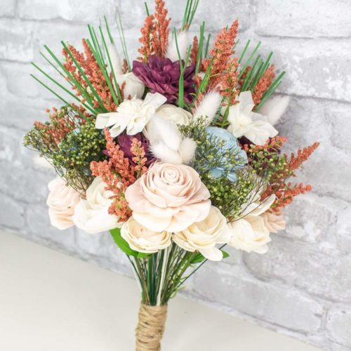 Sola Wood Wedding Flowers and Kits