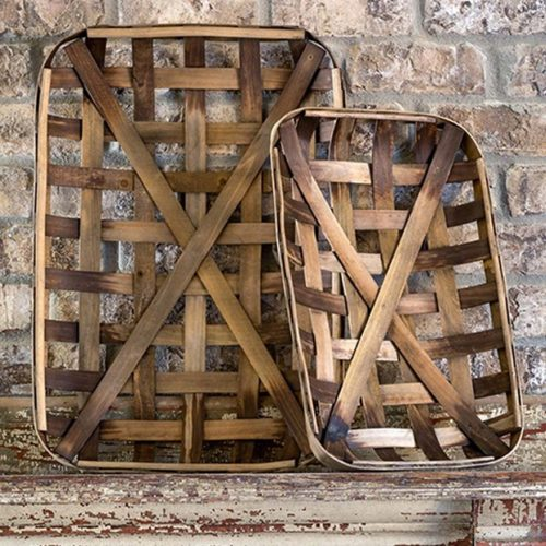 Small Tobacco Baskets