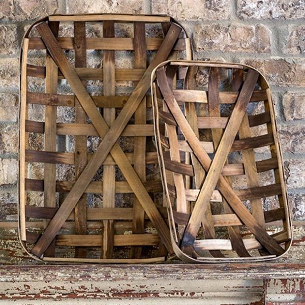 Small Tobacco Baskets