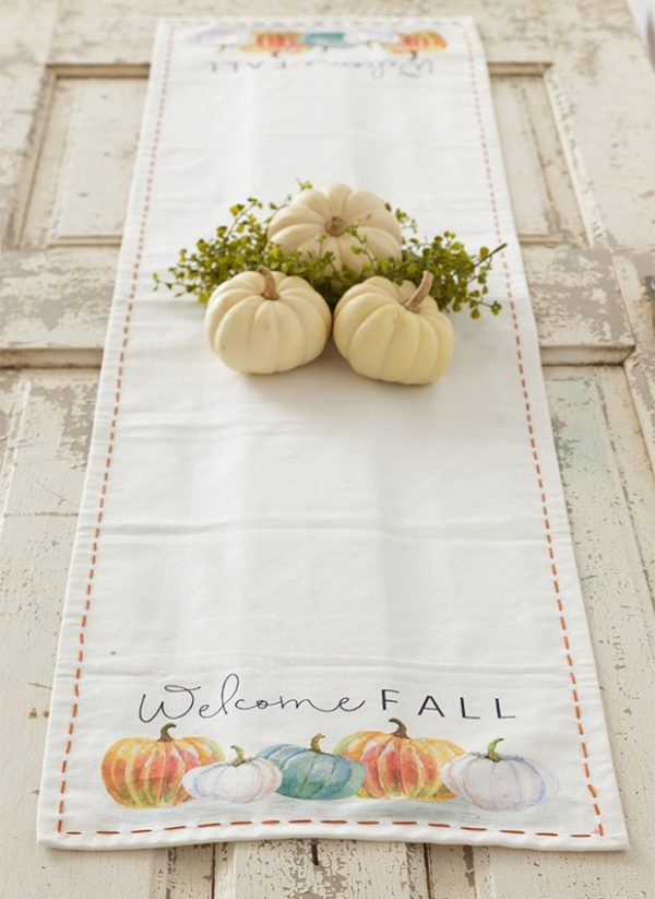 Pick Of The Patch Farmhouse Table Runner, Set of 2