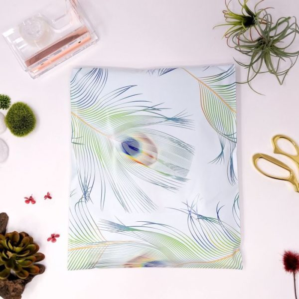 Peacock Polymailers