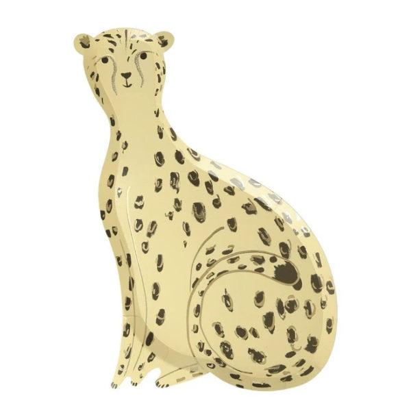 Safari Cheetah Plate